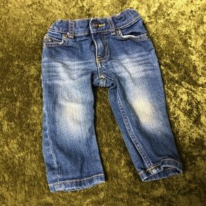 Carter's Bottoms - LAST CHANCE💞Carter's Skinny faded wash jeans